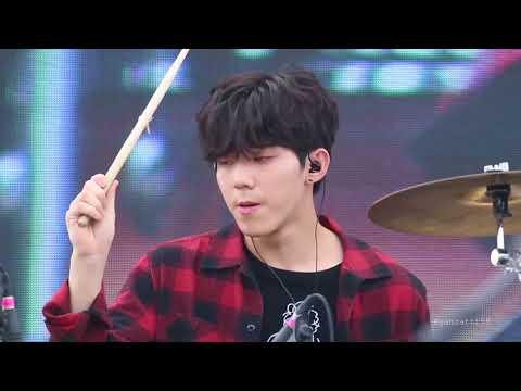 20170924  렛츠락 페스티벌 DAY6 - I Loved You 도운 dowoon ver.