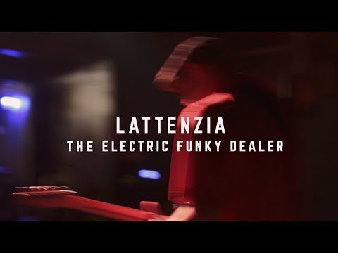 FRAMES / LATTENZIA & The Electric Funky Dealer