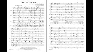 I Will Follow Him arranged by Larry Moore