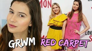 GRWM: Red Carpet Movie Premiere! Love, Simon! (ft. Katherine Langford)