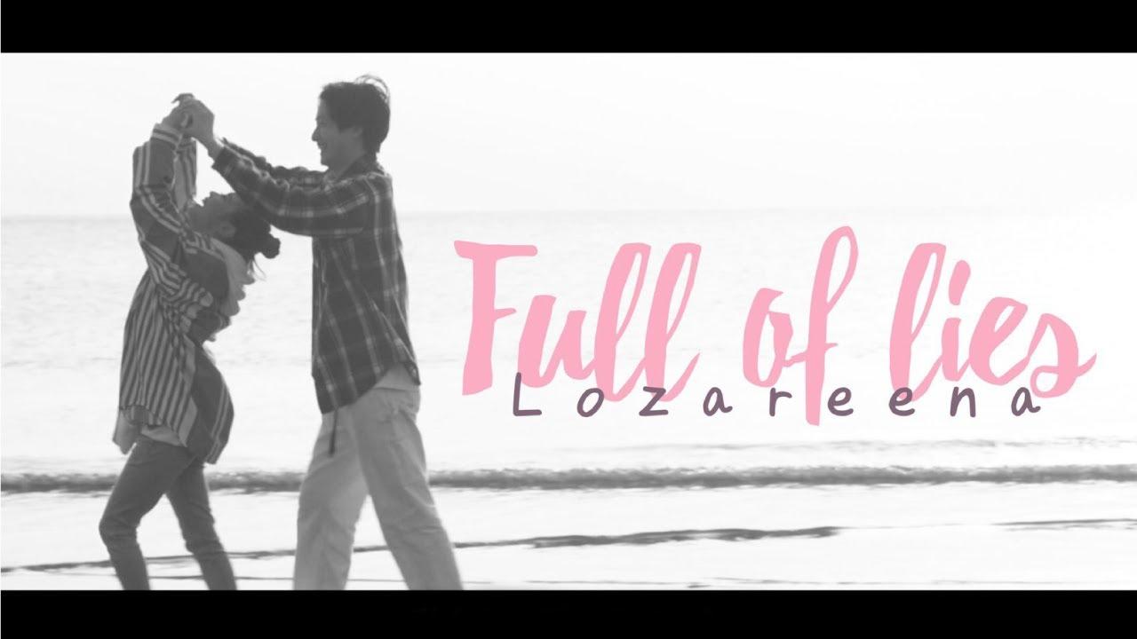 【本人和訳】ロザリーナ『Full of lies』Lyric Video