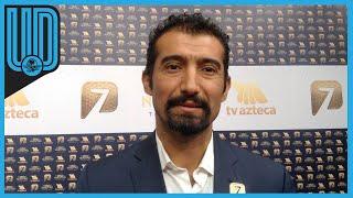 Guillermo Pérez ganó la medalla de oro en Taekwondo en los Juegos Olímpicos de Beijing 2008 y espera que los taekwondoínes mexicanos puedan repetir su hazaña en Tokio 2020