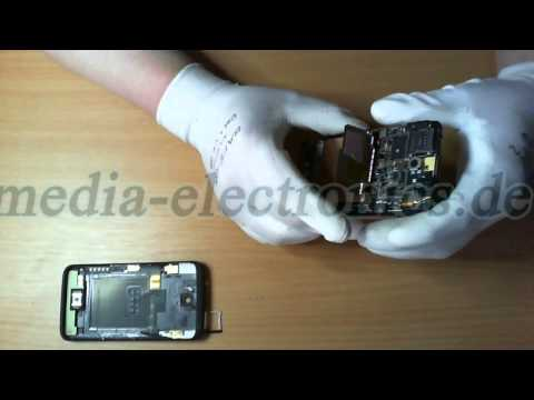 HTC ONE X Plus Display, Reparatur, Zerlegen, disassembly Repair Replacement Guide Anleitung HD