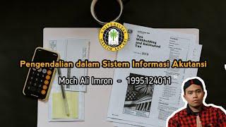 SIA - Moch Ali Imron - 1995124011
