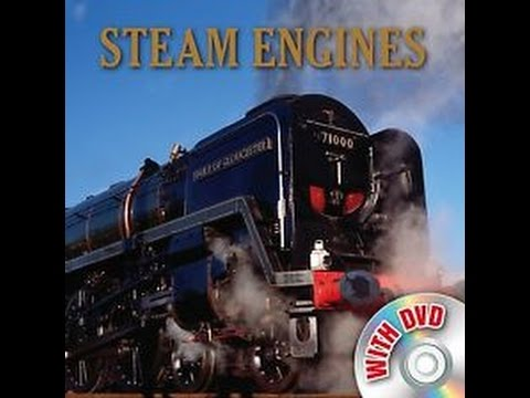 The Story of Steam - Britsh Steam Engines DVD