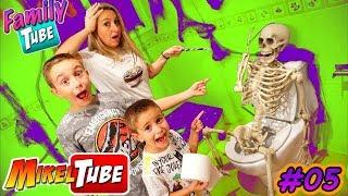 FamilyTube #05 Nos preparamos para Halloween