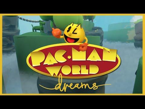 Dreams PS4: Pac-Man World!!! (Demo)