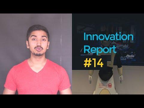 Dubai Robot Cop,  Future of Farming & Dutch Train Energy | Innovation Report 14