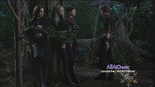 "Once Upon A Time 3x09  ""Save Henry"" (HD) Regina Snow  Emma & Peter Pan"