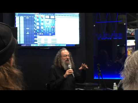 andrew scheps -139th AUDIO ENGINEERING SOCIETY CONVENTION.