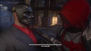 Bits of Batman: Arkham Knight DLCs