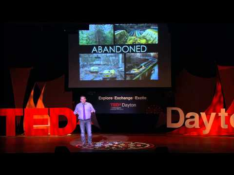 Hybrid amusement parks | Mark Bailey | TEDxDayton