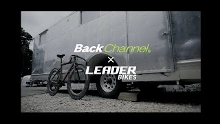 BACK CHANNEL×LEADER BIKES SPECIAL COLLECTION MOVIE
