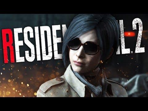 LET ME LICK YOU! | Resident Evil 2 (Remake) - Part 2