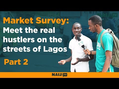 Market Survey: Meet the real Lagos hustlers at the ever-busy Yaba market