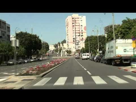 Israel  Petah Tiqwa  Time Lapse