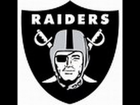 Oakland Raiders Stencil Youtube