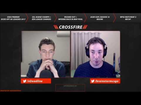Crossfire Episode 1 - The Week of Beginnings