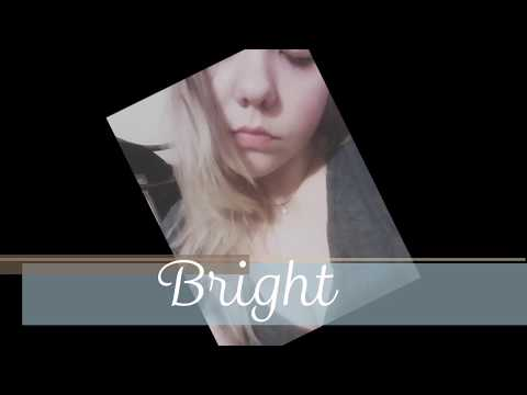 Bright by Echosmith Cover (Audio)