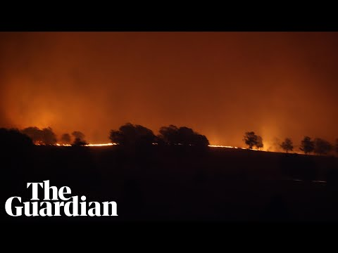 Bushfires bring destruction to NSW south coast communities from YouTube · Duration:  2 minutes 41 seconds