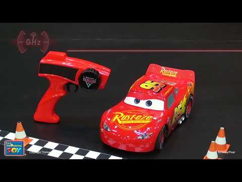 Cars 3 Turbo Charge Lightning McQueen Radio Control | Toys R Us Canada