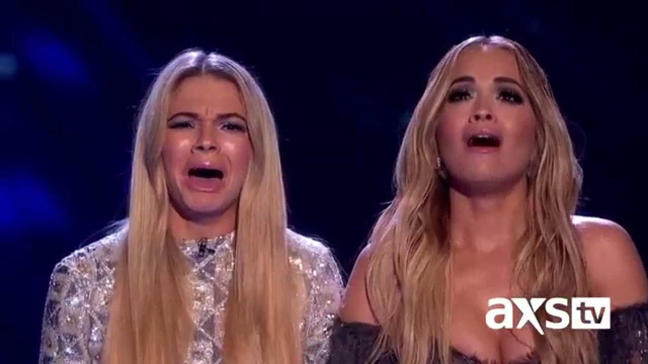 And Your Winner Is Louisa Johnson The X Factor Uk On Axs Tv You