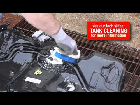 how to install fuel pump assembly e3819m in a 2009 2012. Black Bedroom Furniture Sets. Home Design Ideas