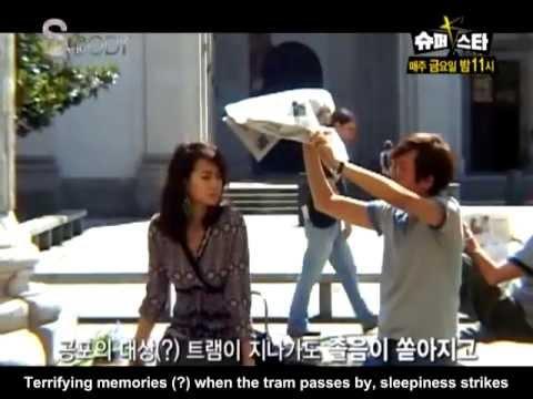 Shin Min Ah 신민아 Calvin Klein SBody Milan Ep 1 (Eng. Sub)