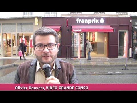 VIDÉO GRANDE CONSO : Le bilan du nouveau concept Franprix
