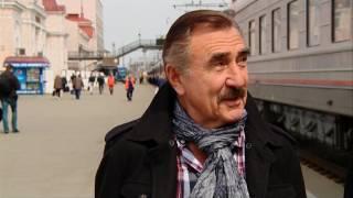 17 05 17 Актёр Леонид Каневский снимает в Ижевске программу о громком уголовном деле