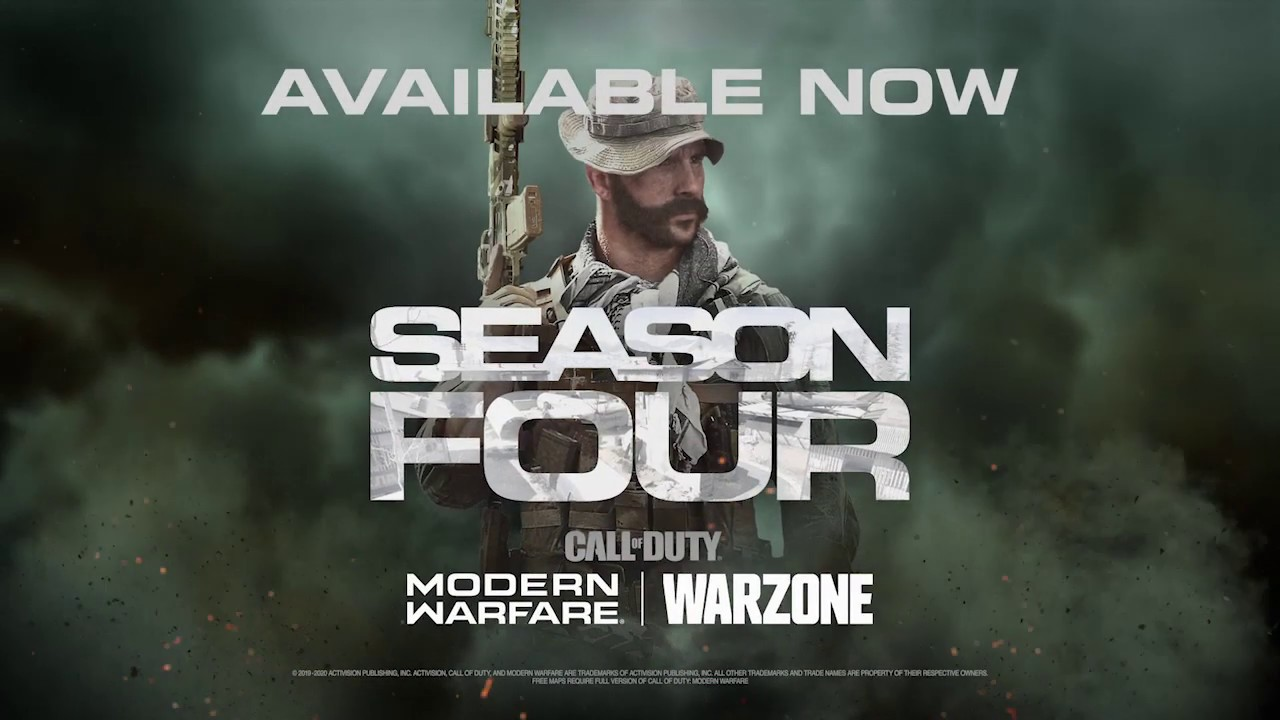 Call of Duty: Modern Warfare & Warzone - Official Season Four Trailer