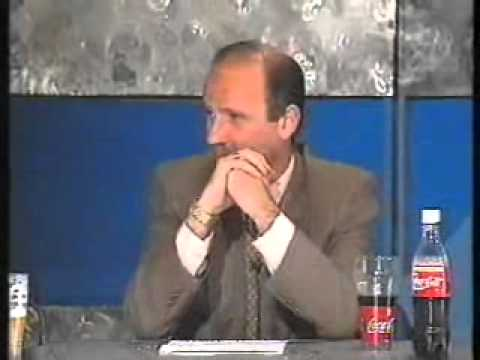 MARTO LEZCANO con Arturo Maximo Rubin 1997