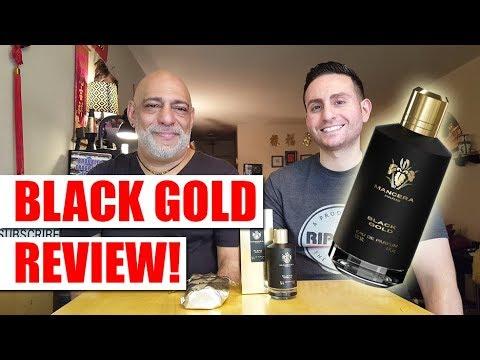 Black Gold by Mancera Fragrance / Cologne Review + Giveaway!