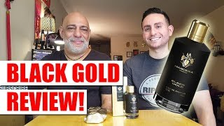 Black Gold by Mancera Fragrance / Cologne Review + Giveaway!