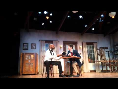 "Clarence Brown Theatre's ""Master Harold... and the boys"""