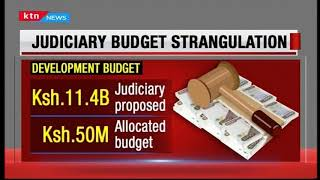 Drastic Judiciary budget cuts to affect the course of justice in the country
