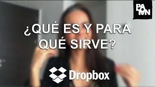 dropbox ¿qué es para qué sirve y cómo funciona?