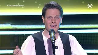 Actuación Tadeo Jesús fase de admisión 'Tierra de Talento 2'