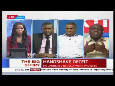 The Big story: March 9 \'handshake \' not withstanding