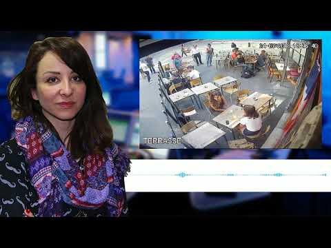 Linda Kebbab sur Europe 1 le 30/08/2018