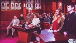 Judge Judy vs a Smug thumbnail
