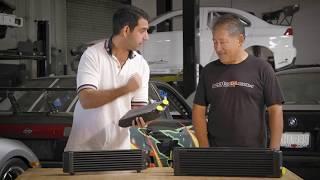 Baixar Nerd's Eye View: CSF Radiators Universal Racing Oil Coolers