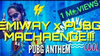 PUBG ANTHEM ll Ft. Emiway machayenge ll PUBG rap song 🔥🔥🔥