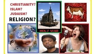 """Bro. Sanchez Speaks On Religion, Meat Eating & Who Is """"God""""?"""