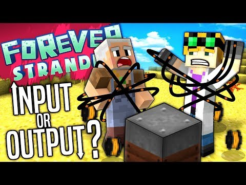 Minecraft - INPUT OR OUTPUT?