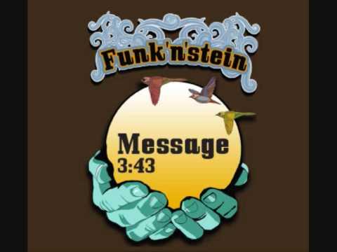 Клип Funk'n'stein - Message