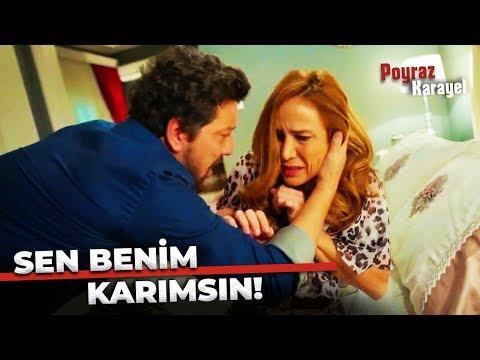 Çınar, Ayşegül'ü Birlikte Olmaya ZORLADI! | Poyraz Karayel   72 Bölüm