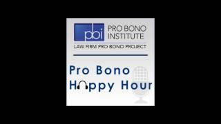 Pro Bono Happy Hour - Anne Geraghty Helms, DLA Piper