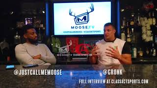 MooseTV: Gronk Weighs In On The Racial Tensions Our Country Is Facing Today