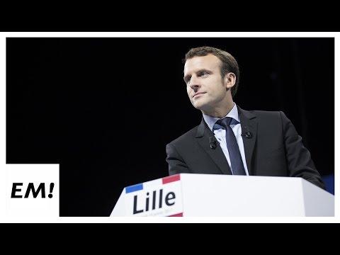 Meeting à Lille du 14 Janvier I Emmanuel Macron